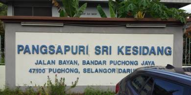 Bandar Puchong Jaya Sri Kesidang Apartment with pool Ground Floor Cnr