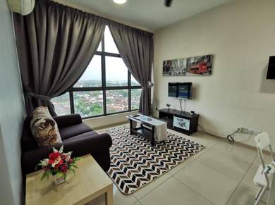 Joseph Vista Alam Fully furnished Studio Seksyen 14 Studio 14