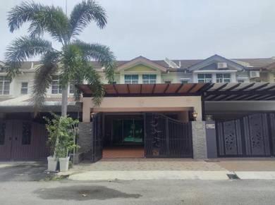 Double Storey Terrace, Taman Klebang Ria, Ipoh