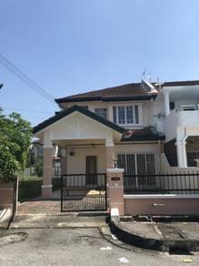 Double Storey House Corner Lot, Taman Pauh Jaya