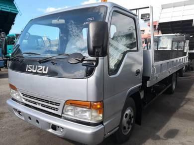 Isuzu Car Carrier