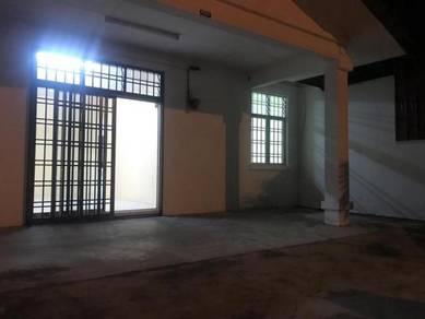 Super Big Size Single Storey jln Nuri 1x Bandar Putra