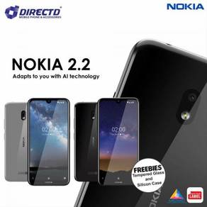 "NOKIA 2.2 (5.71"" HD+ | 2GB RAM | 16GB ROM)MYset"