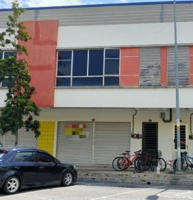 Senawang Catteya Shop For Rent