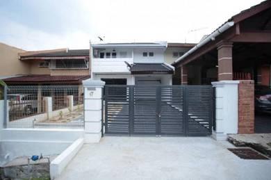 [ SIZE 20 x 100 NEGO ] 2 Sty Terrace House Seksyen 4 Bandar Baru Bangi