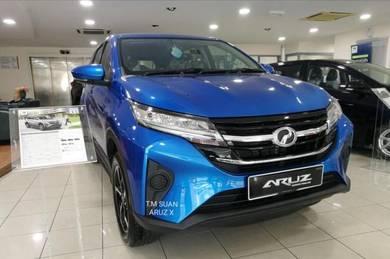 2019 New Perodua Aruz Px 1.5 (Auto) SUV