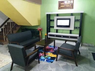 Homestay Famili Kuantan (3acond)(dlm bandar/htaa)