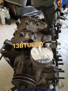 RX7 fc3s 13b turbo engine RX-7 capella ke70 ae86