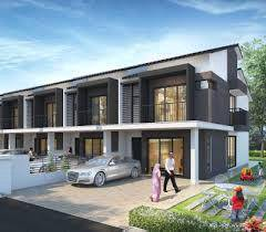 Puncak alam double storey zero down payment ( new phase )