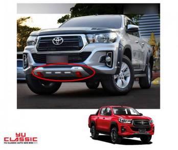 Toyota hilux revo bumper guard