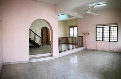 Ipoh, Double Storey Semi D with Big Land & Very Good Location, Semi-D