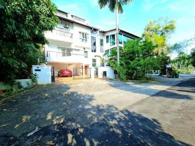 FACING JALAN Villa Sri Ukay Ampang FULLY FURNISH