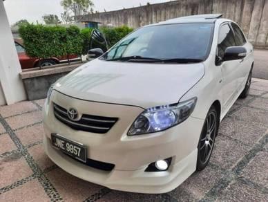 2010 Toyota Altis 1.8G (AT)