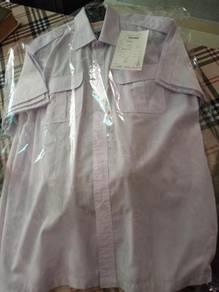 White Pilot Shirt