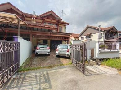 End Lot, Endlot Terrace extra land, Aspira, Bandar Bukit Raja, Klang