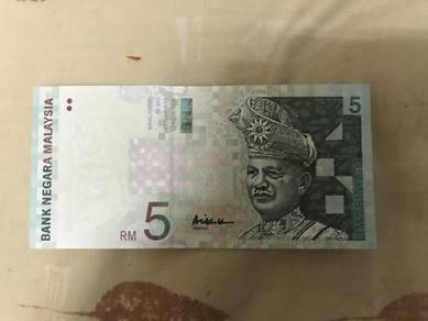 Old Note- RM 5