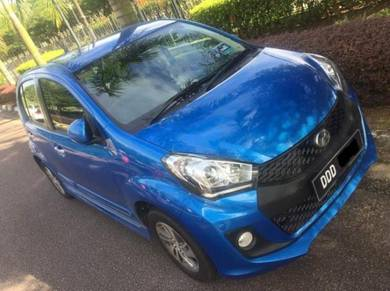 Perodua myvi 1.5se 2017 SKUDAI JOHOR BAHRU