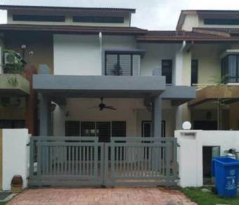 Bukit Jelutong Renovated Double Storey House