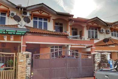 Below MV 15% Taman Permai Indah Paya Rumput 2 Tingkat 100% Loan
