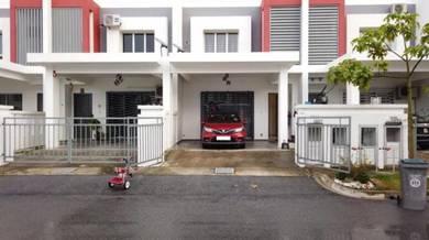 Double Storey Terrace, Taman Warisan Puteri