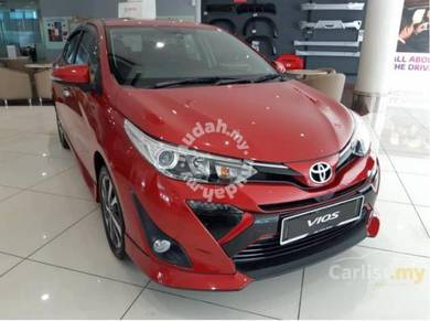 2019 Toyota VIOS 1.5 E & G Year End Promo Offer