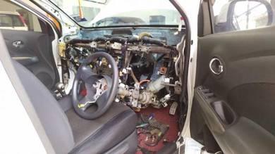 Nissan Almera Aircond Cooling Coil siap pasang