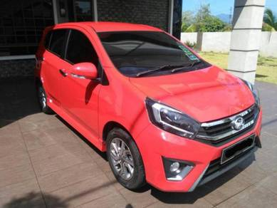 2017 Perodua Axia Special Edition 1.0 (A)