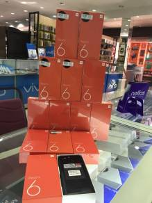 Xiaomi redmi 6 (3/32gb)newset myset original