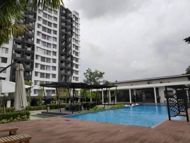 Oasis condominium kg. simee , ipoh- corner unit