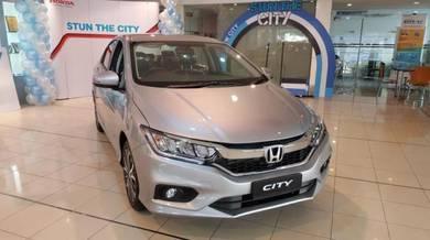 2019 Honda CITY 1.5 S (A) year end rebate
