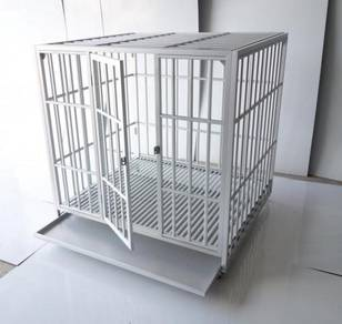 Heavy Duty Dog Cage (Visa/Master)