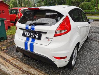2013 Ford FIESTA 1.6 SPORT (A) 1OWNER
