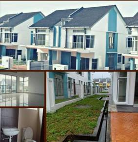 Full LoanGelang Patah cluster house Only prepare 25k to get a house