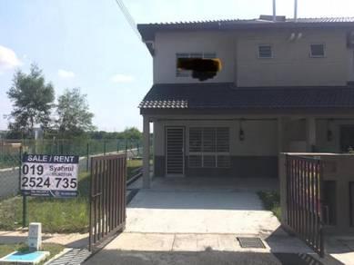Untuk Di Jual Desiran Bayu Puchong Rumah Baru Deposit RENDAH