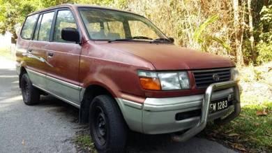 1998/99 Toyota UNSER 1.8 GLi (M)