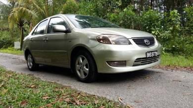 2005 Toyota VIOS 1.5 E FACELIFT (A)