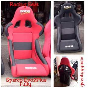 Bride Racing Sport seat fully sparco Evo 2 plus