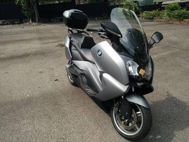 BMW C650 GT Recon Japan Unregistered