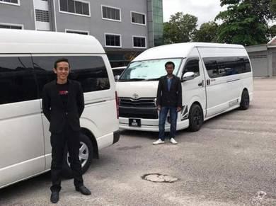Van or Mpv to Klia / Klia2/ Subang Airport