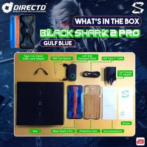 BLACK SHARK 2 PRO (12GB RAM /256GB/ SD 855+) MYset