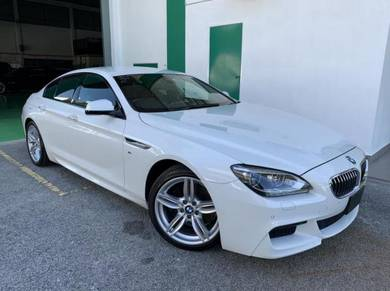 Recon BMW 640i Gran Coupe for sale