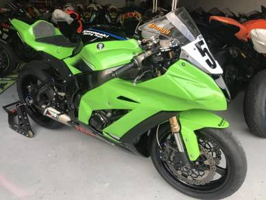 2013 Kawasaki Zx10R Australia Bike/Track Bike