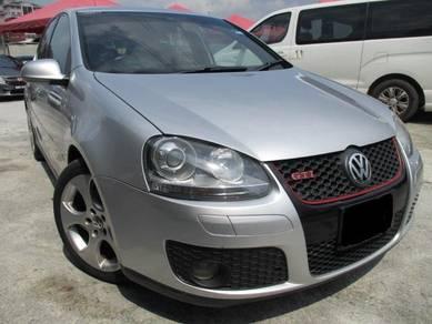 2007 Volkswagen GOLF 2.0 GTi (A) 1 owner