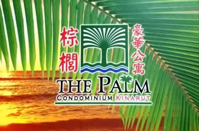 The Palm Condominium , Kinarut