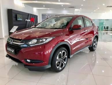 2018 Honda HR-V 1.8 (A) FULL LOAN