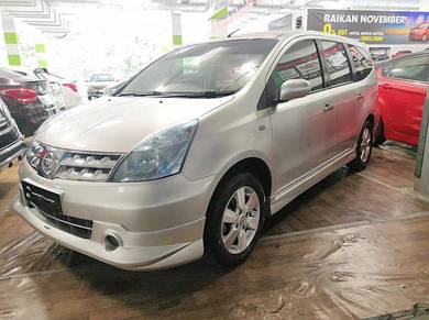 2011 Nissan GRAND LIVINA 1.8 IMPUL (A)