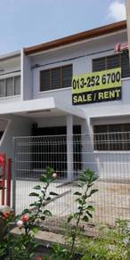 Bercham ( taman ria ) house for rent - direct owner - newly renovated
