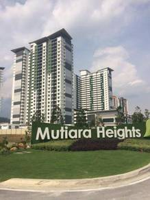 Ivory Residence Mutiara Height Kajang October 2021