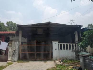 Sri skudai hot area rumah satu tingkat untuk dijual