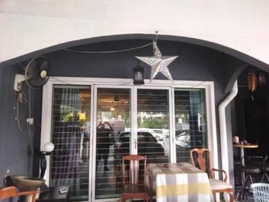 Double Storey House for Sale. Taman Bukit Maluri Kepong KL